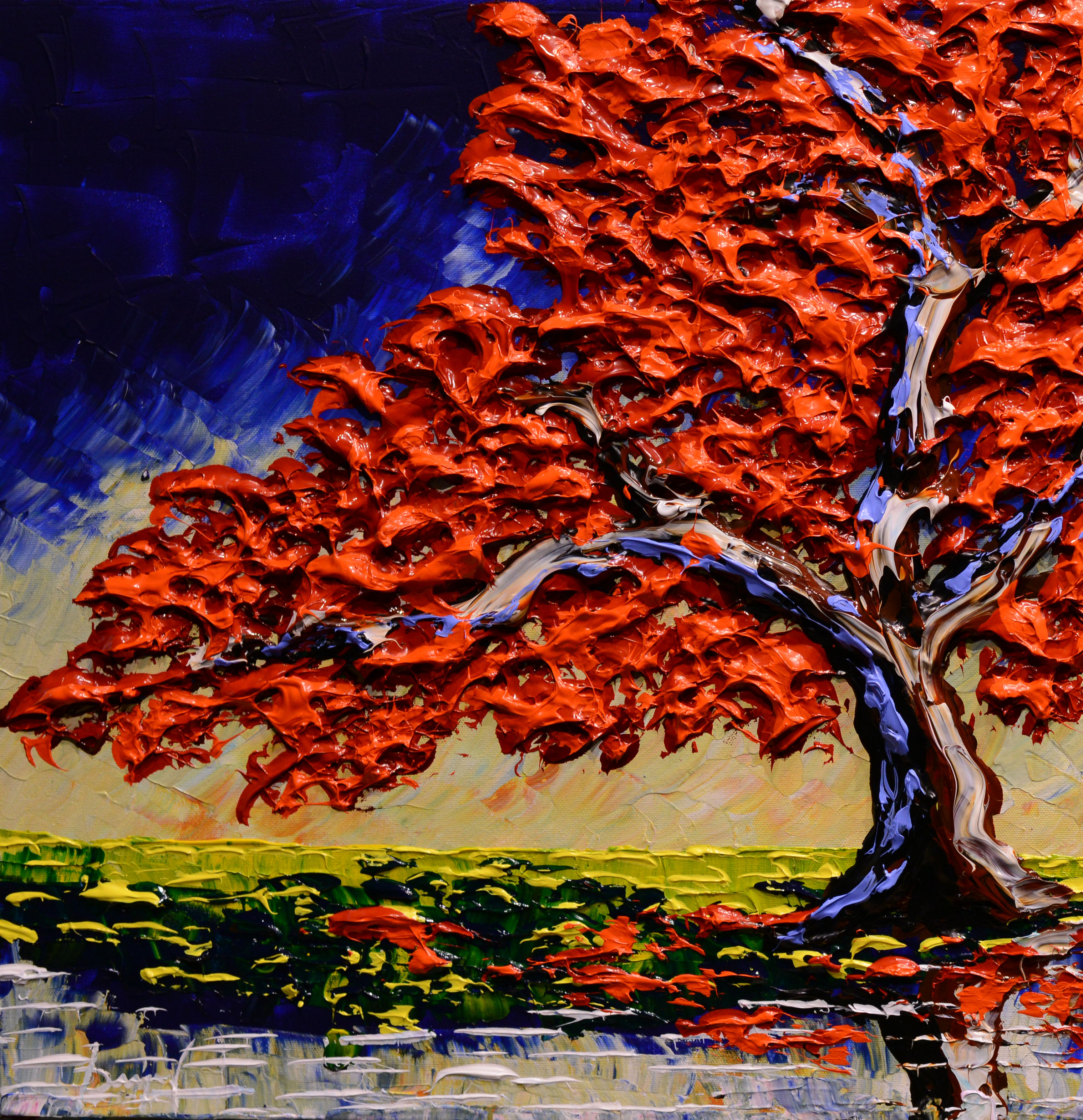 Delight of Maple Streams SOLD